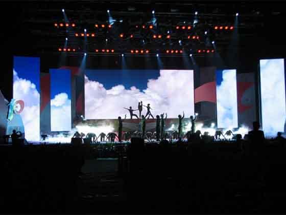 Stage Led Displays Screens